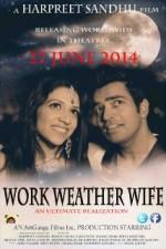 WWW: Work Weather Wife (2014) afişi