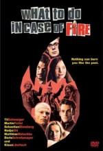 Yangın Var (2001) afişi