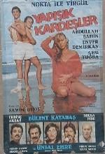 Yapışık Kardeşler (1981) afişi