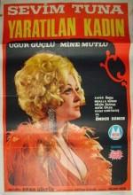 Yaratılan Kadın (1968) afişi