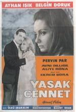 Yasak Cennet (1965) afişi