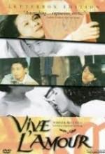 Yaşasın Aşk (1994) afişi