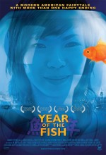 Year Of The Fish (2007) afişi