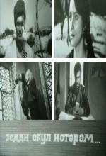 Yedi Oğul Isterem (1970) afişi