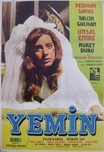 Yemin (1973) afişi