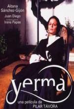 Yerma (1998) afişi