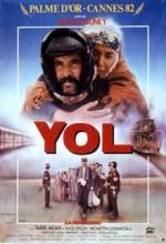 Yol (1981) afişi