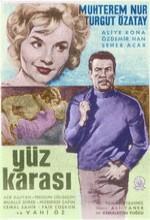 Yüz Karası(ı) (1964) afişi
