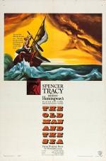 Yaşlı Adam Ve Deniz (1958) afişi
