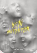 Yeni Mutantlar (2019) afişi