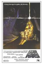 Yıldız Savaşları Bölüm IV: Yeni Bir Umut (1977) afişi