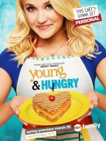 Young & Hungry (2015) afişi