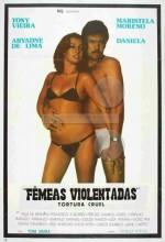 Zalim Işkence (1980) afişi