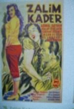 Zalim Kader (1953) afişi
