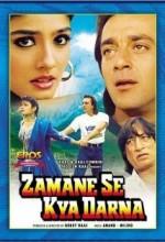 Zamane Se Kya Darna (1994) afişi