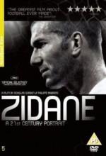 Zidane: Bir 21. Yüzyıl Portesi (2006) afişi