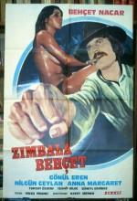 Zımbala Behçet (1975) afişi