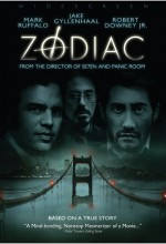 Zodiac (2007) afişi