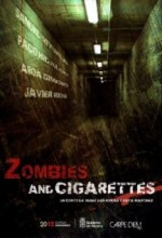 Zombies & Cigarettes (2009) afişi