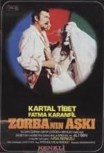 Zorbanın Aşkı (1972) afişi