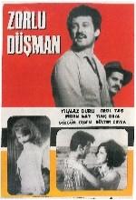 Zorlu Düşman (1966) afişi