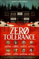 Zer0-Tolerance (2017) afişi