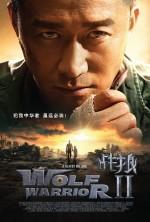 Wolf Warrior 2 (2017) afişi