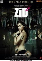 Zid (2014) afişi