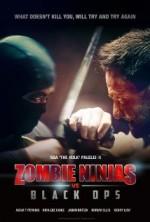 Zombie Ninjas vs Black Ops (2015) afişi