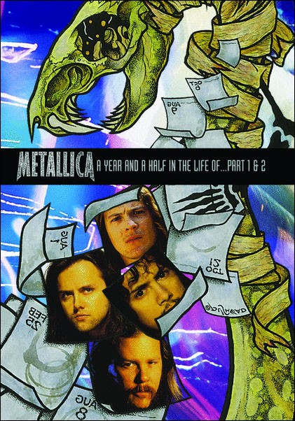 A Year And A Half in The Life Of Metallica