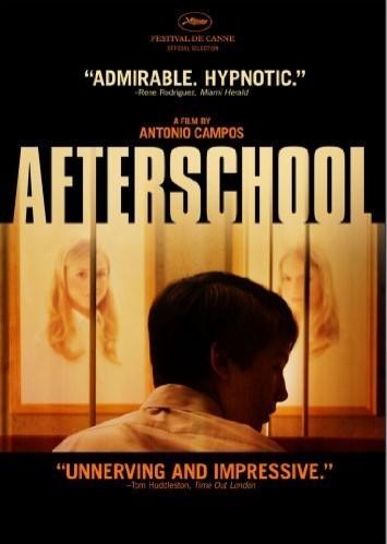 Afterschool (2008) afişi