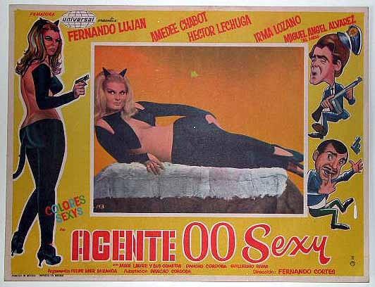 Agente 00 Sexy