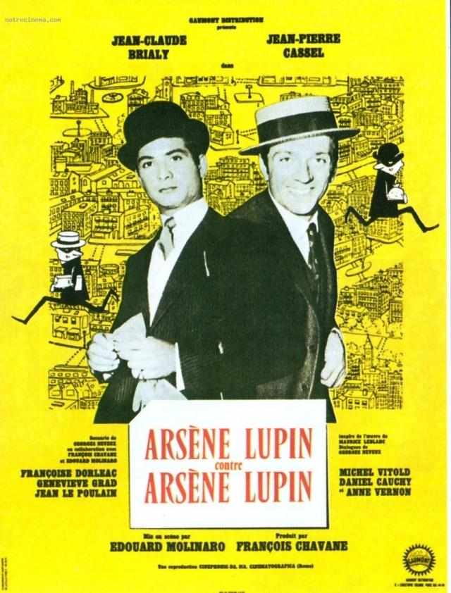 Arsène Lupin Contre Arsène Lupin (ı)