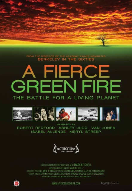 A Fierce Green Fire