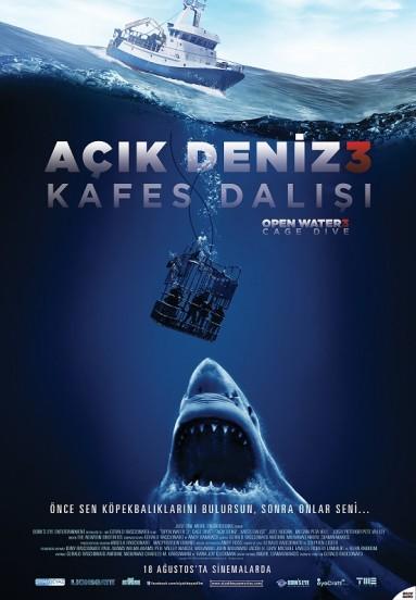 Açık Deniz 3: Kafes Dalışı 2017