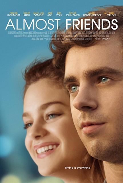 Almost Friends (2016) afişi
