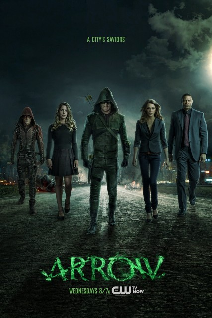 Arrow Sezon 3