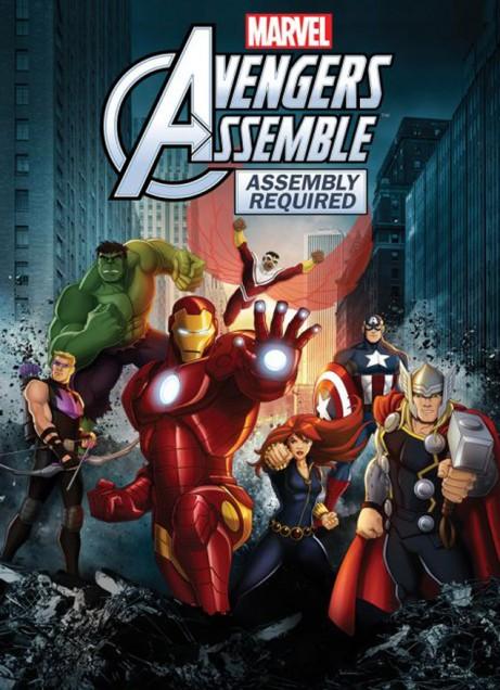 Avengers Assemble Sezon 1