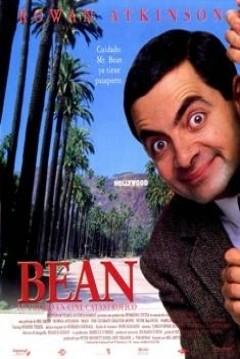 Bean (1997) afişi