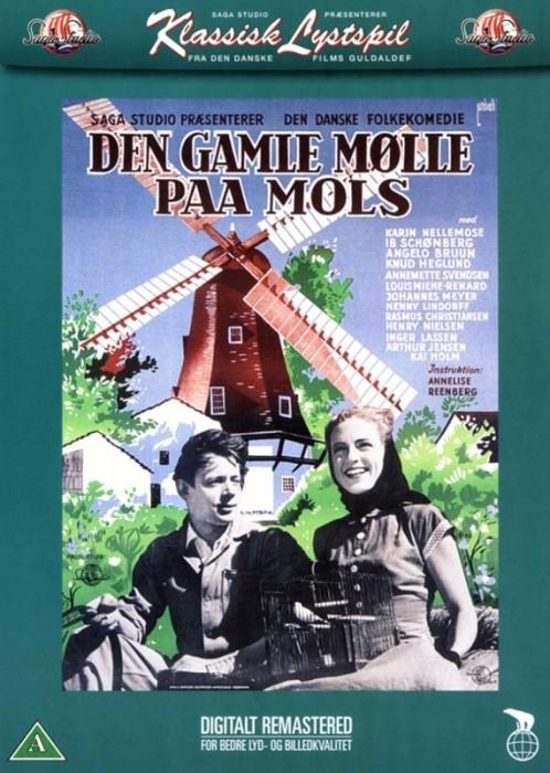 Den Gamle Mølle Paa Mols
