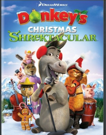 Donkeys Caroling Christmas Tacular