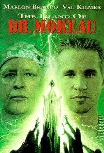 Dr. Moreau'nun Adası (1996) afişi