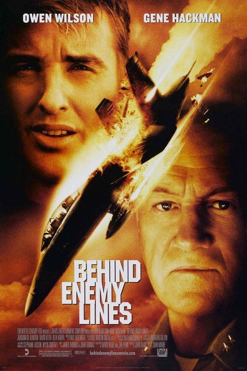 Düşman Hattında (2001) afişi