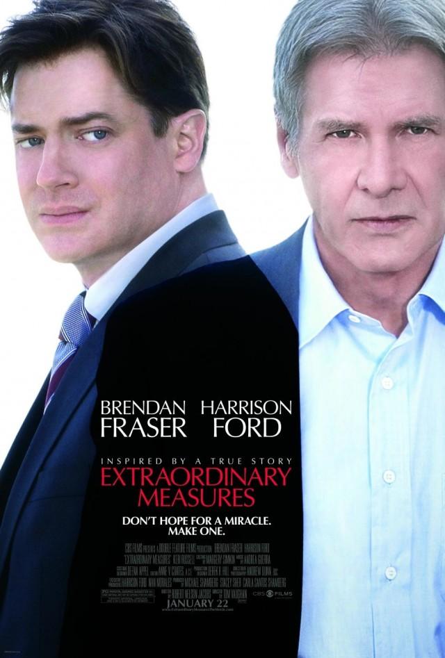 Extraordinary Measures (2010) afişi