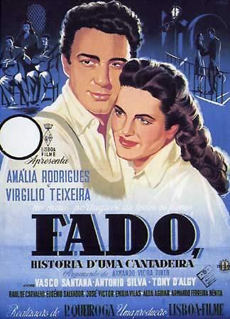 Fado, História D'uma Cantadeira