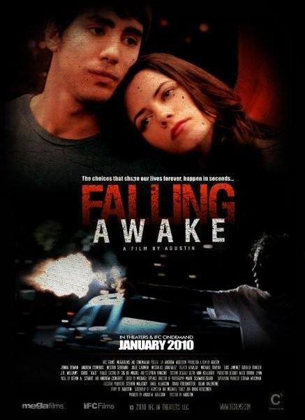 Falling Awake (2009) afişi