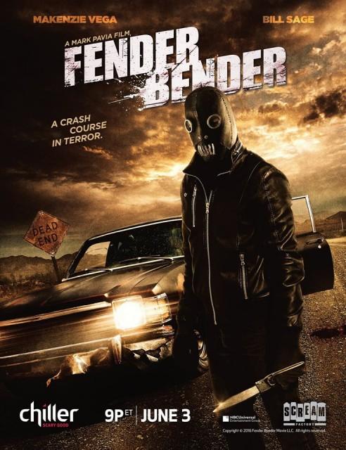 Fender Bender (2016) afişi