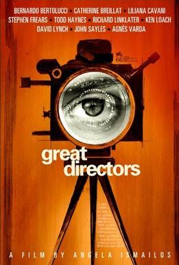 Great Directors (2009) afişi