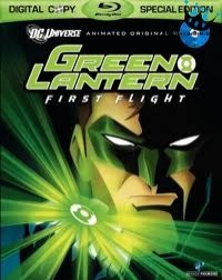 Green Lantern: First Flight
