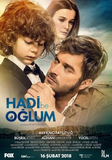 Hadi Be Oğlum (2018) afişi
